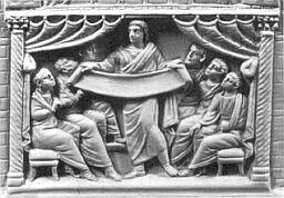 Marcion of Sinope teaching (source: wikipedia)