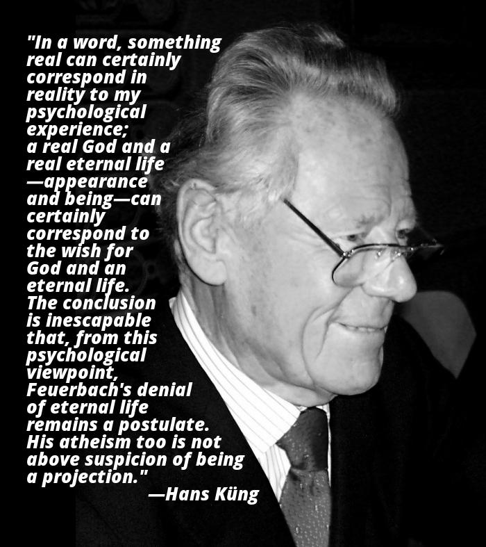 Hans Küng - Atheism