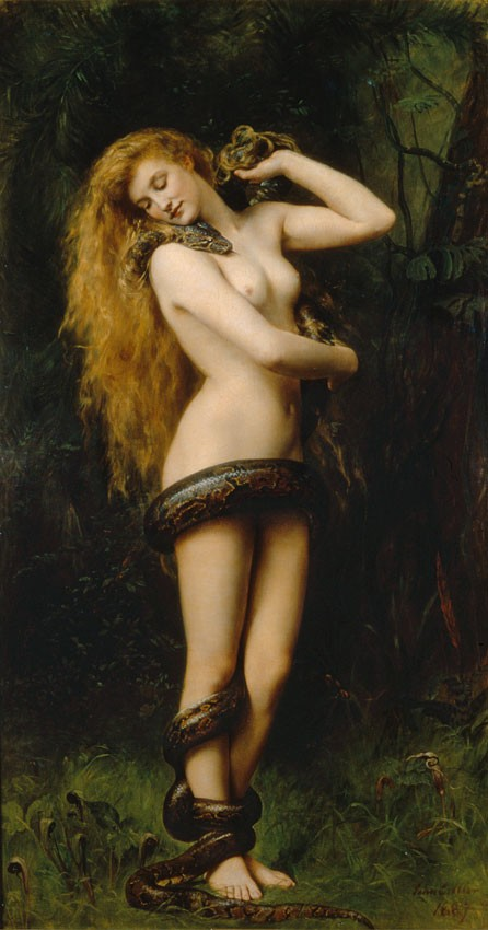 Lilith is a night demon referenced in Isaiah 34, was according to legend, Adam's first wife.