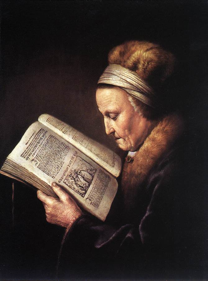 Gerard Dou (source:wikipedia)