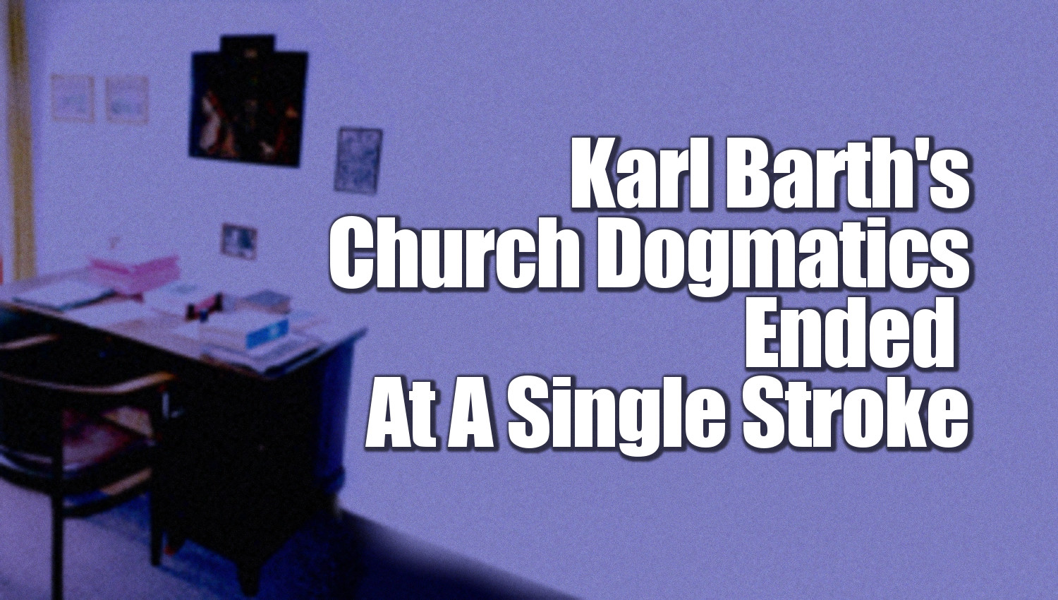 Single barth